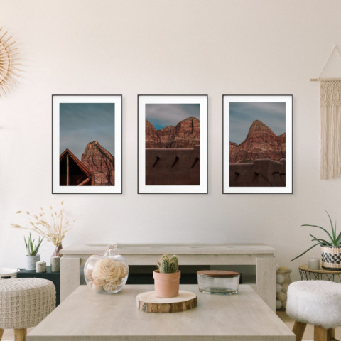 Once Upon a Time in the West – Wall Display